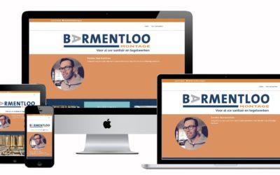 Nieuwe website voor Barmentloo Montage