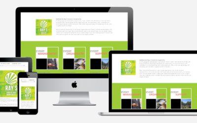 Raysevents heeft een nieuwe website